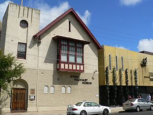 Jewish Holocaust Museum and Research Centre - Jewish Holocaust Centre in Melbourne, Australia