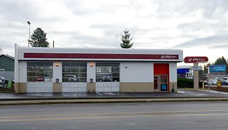 Jiffy Lube - A Jiffy Lube in Cedar Mill, Oregon