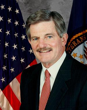 Jim Nicholson (Secretary of Veterans Affairs) - Image: Jim Nicholson