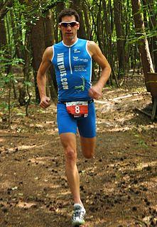 Jim Thijs Belgian triathlete