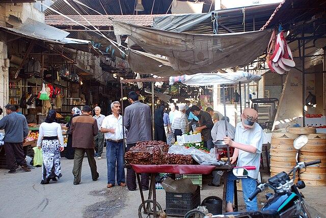 Aleppo to Lattakia