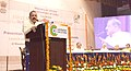 Jitendra Singh addressing at the inauguration of a seminar on Prevention & Control of Diabetes through Ayurveda and launch of Mission Madhumeha through Ayurveda, on the occasion of the National Ayurveda Day, in New Delhi.jpg
