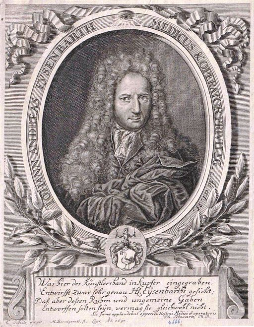 Johann Andreas Eisenbarth (1697)