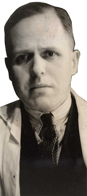 Johannes Heimbeck - Johannes Heimbeck in the 1930s. Unknown photographer.