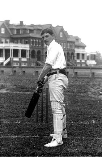 Philadelphian cricket team - John Lester maintained a batting average of 33.14 in his first-class career