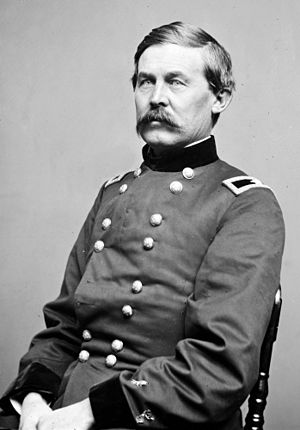 Stoneman's 1863 Raid - General John Buford 1863