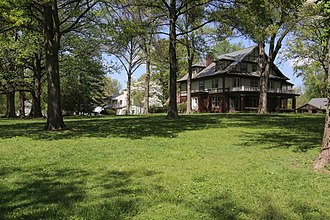 National Register of Historic Places listings in St. Louis County, Missouri - Image: John C. and Georgie Atwood House
