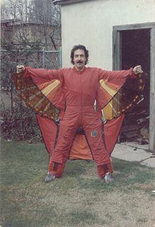 John Carta American skydiver