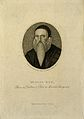 John Dee. Stipple engraving by W. P. Sherlock. Wellcome V0001502.jpg