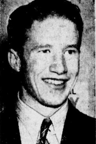 Jack Adams (ice hockey, born 1920) - Image: John Ellis Adams 2