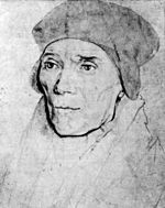 Local man, Saint John Fisher was martyred in 1535.