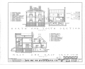 John Marshall House, U.S. Route 17 vicinity, Marshall, Fauquier County, VA HABS VA,31-MARSH.V,1- (sheet 4 of 34).png