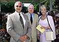 John McCain and Cindy Naval Sea Cadet Corps graduation 2001.jpg