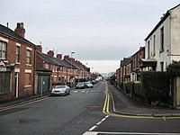 John Street, Biddulph - geograph.org.uk - 1691134.jpg