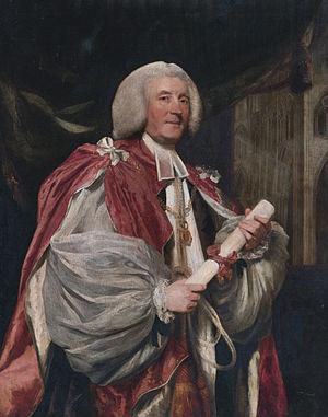 John Thomas (bishop of Rochester) - John Thomas (Joshua Reynolds)