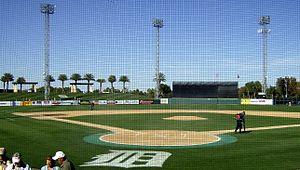 Joker Marchant Stadium - Image: Joker Marchant behind home plate