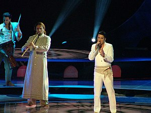 Serbia and Montenegro in the Eurovision Song Contest - Željko Joksimović at Istanbul (2004)