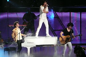 "Jonas Brothers - Jonas Brothers performing ""When You Look Me in the Eyes"""