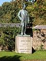 Jonas Webb enjoys the sunshine - geograph.org.uk - 1000387.jpg