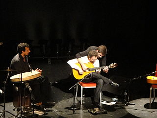 José Antonio Rodríguez (musician) Spanish flamenco guitarist, composer, music professor