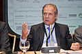 Jose Dirceu, former Chief Minister of Brazil, on the growing trade between China and Brazil, at the 2009 Horasis Global China Business Meeting - Flickr - Horasis.jpg