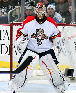 José Théodore Canadian ice hockey player