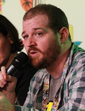 Josh Grelle - Josh Grelle at the 2015 Animate Miami