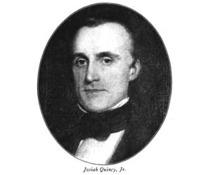 Josiah Quincy Jr. - Image: Josiah Quincy Jr
