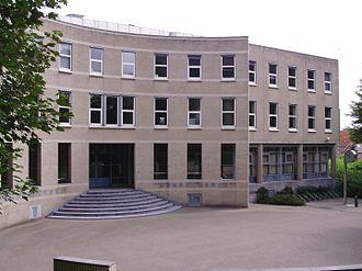 De Fryske Marren - Image: Joure gemeentehuis 2008