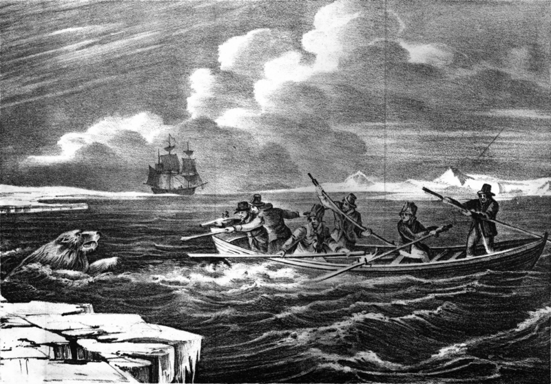 Journal of a Voyage to Greenland, in the Year 1821, plate 15 (cropped).png