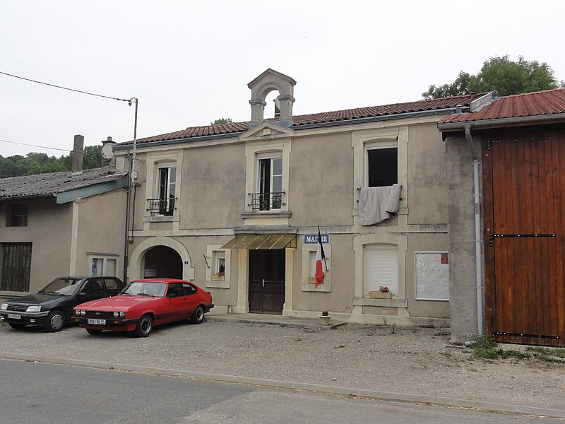 Jouy-en-Argonne (Meuse) mairie
