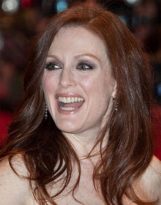 Maps to the Stars - Image: Julianne Moore (Berlin Film Festival 2010) 3 (cropped)