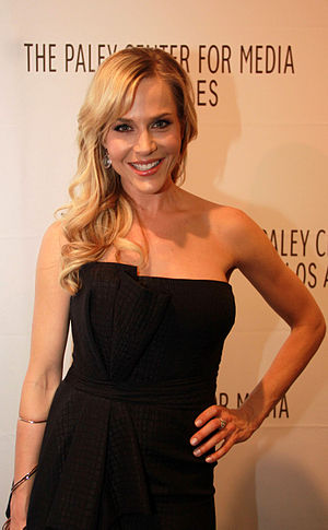 "English: Julie Benz at PaleyFest2010's ""D..."