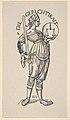Justice (Die Gerechtikait), from The Seven Virtues, in Holzschnitte alter Meister gedruckt von den Originalstöcken der Sammlung Derschau im besitz des Staatlichen Kupferstich-kabinetts zu Berlin MET DP834017.jpg