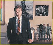 Painting of Webb