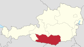 Kärnten in Austria.svg