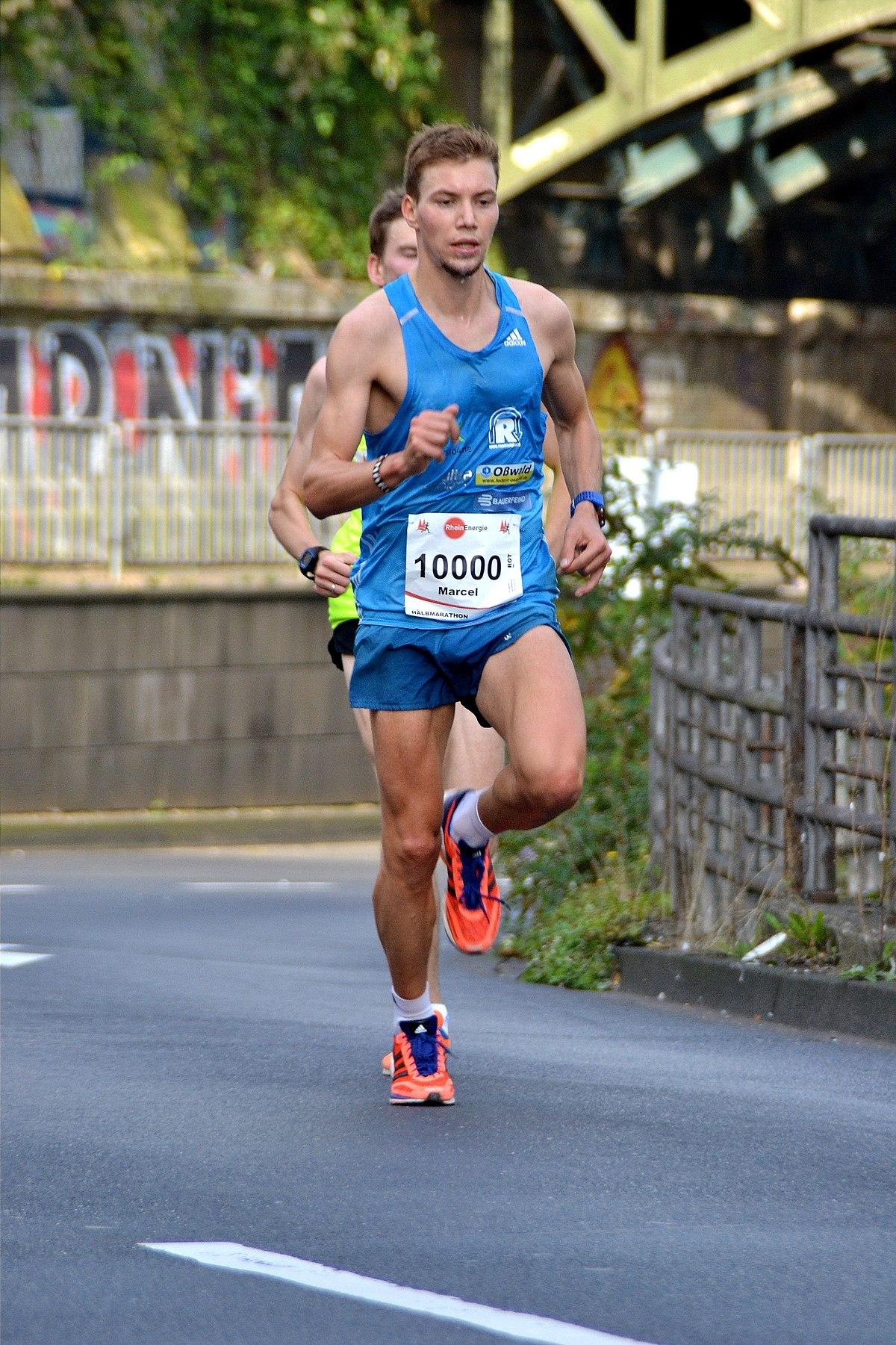 Köln Marathon Staffel