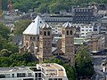 Kölner Dom – der Weg zum Turm – St. Gereon - panoramio.jpg