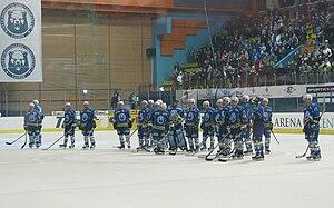 Sport in Croatia - KHL Medveščak Zagreb in 2009