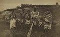 KITLV - 104055 - Maroon family in Surinam - circa 1900.tif