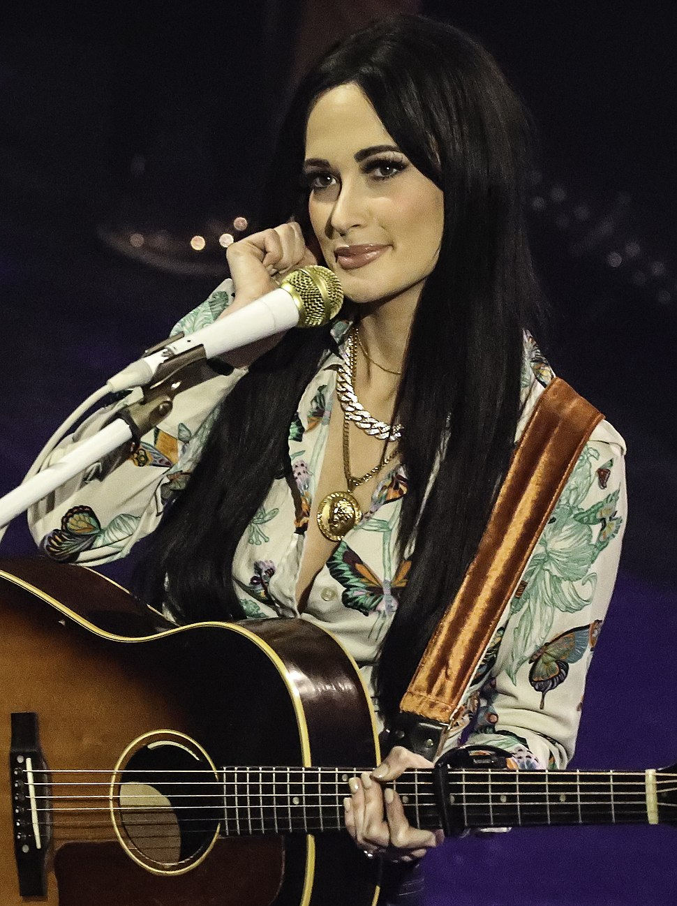 Kacey Musgraves - Palace Theatre St. Paul (46248441824) (cropped)