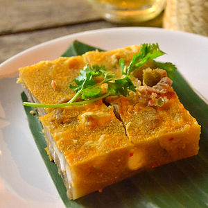 Aspic - A speciality of northern Thailand, kaeng kradang is a Thai curry aspic