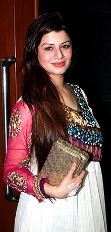 Kainaat Arora at the audio release of Abhilasha Jhingran's ...
