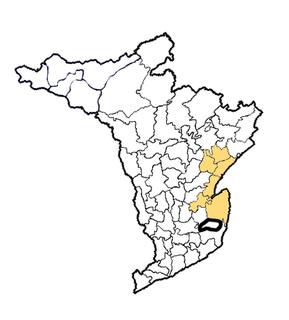 Kakinada revenue division