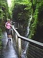 Kakouette gorges 5, 2007.JPG