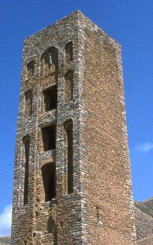 Beni Hammad Fort - Image: Kalaa des Beni Hammad.2