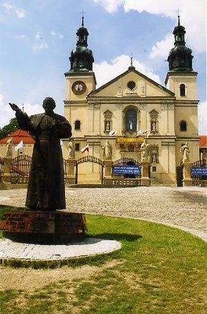 Kalwaria Zebrzydowska - Monastery