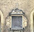 Kamienna Góra, kościół pw. śś. Piotra i Pawła, epitafium na kościele DSC07403.JPG