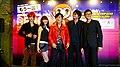 Kanapee, May'n, Uchiro Mizuki, Mamoru Hosoda and Danny Choo at AFA 2009-11-20.jpg