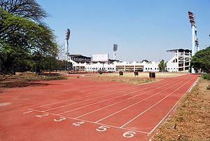 Sree Kanteerava Stadium - Image: Kanteerava Outdoor 11